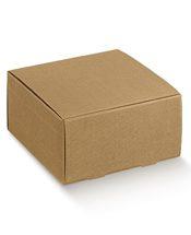 картонная коробка (разные размеры, украшается сургучом и льном)