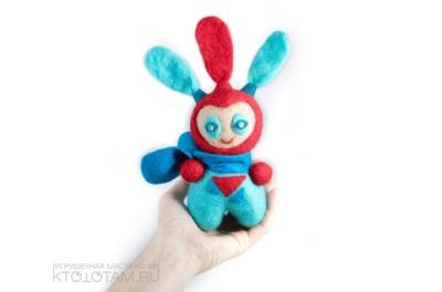 создание игрушек на 15-летие компании Symbolgroup, войлок, смешанная техника, эксклюзивный сувенир из войлока по эскизу, ручная работа,
