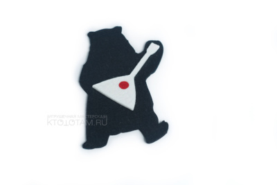 логотип в виде игрушки