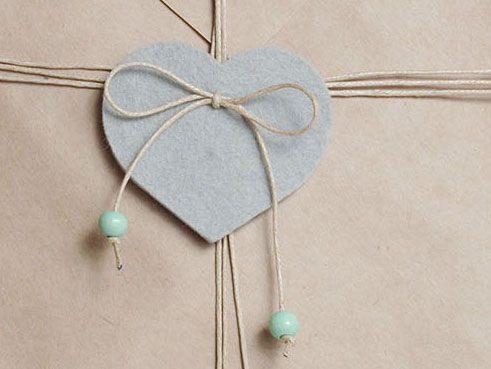 упаковка для подарков партнерам, упаковка подарков, необычная упаковка из войлока