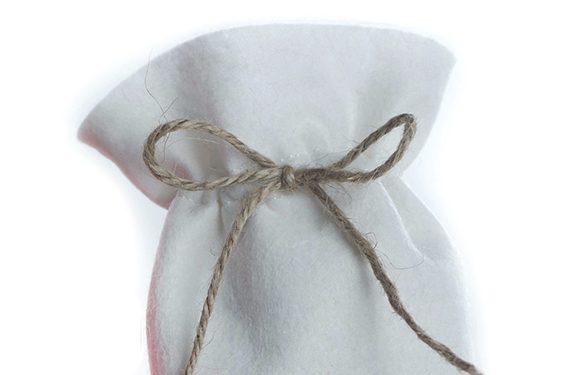 упаковочный мешочек из фетра