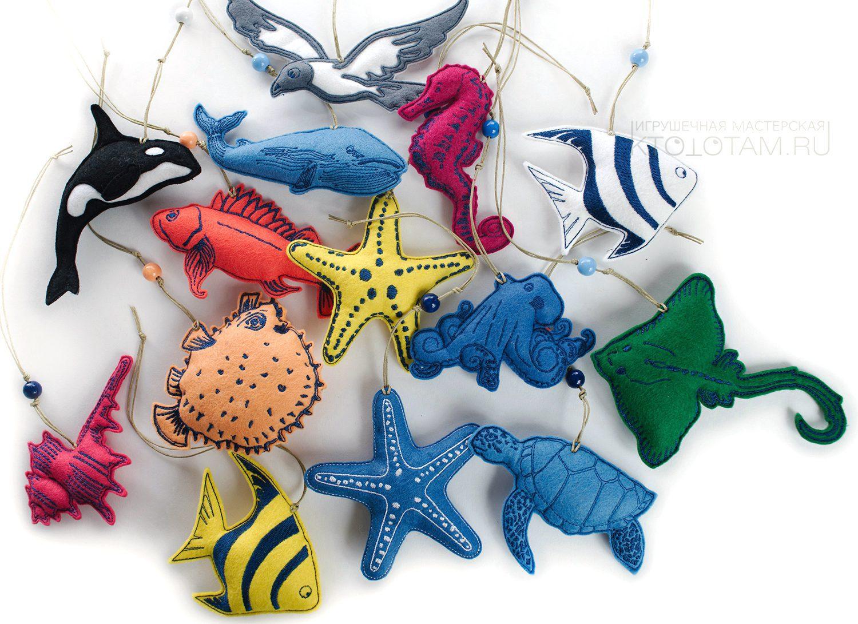 Сделать сувениры своими руками морские 16
