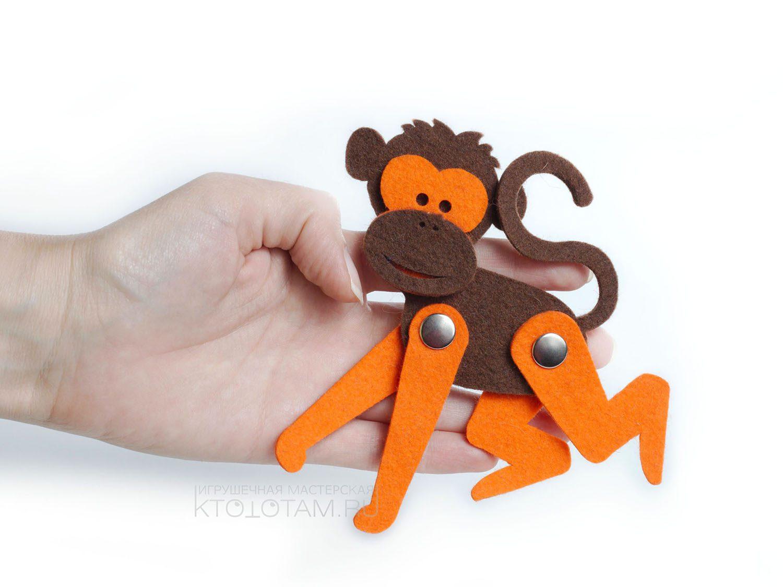 Как сделать обезьяну фото