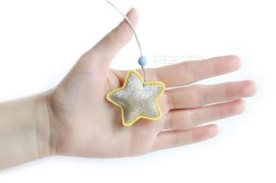 звезда, космические сувениры, сувенирный набор елочных игрушек на тему космос, сувениры из фетра ручной работы
