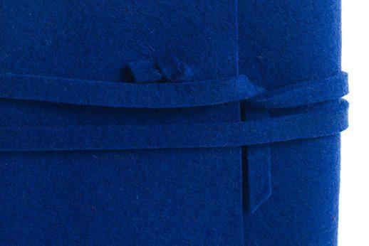 блокнот из войлока с логотипом на заказ, обложка из фетра для корпоративного блокнота