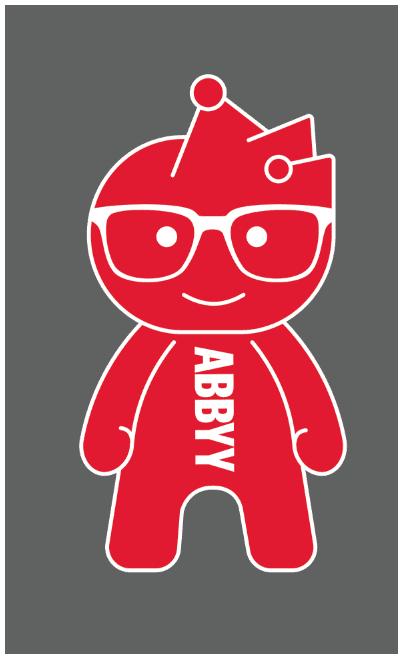 сувенир в виде корпоративного персонажа, маскот из фетра