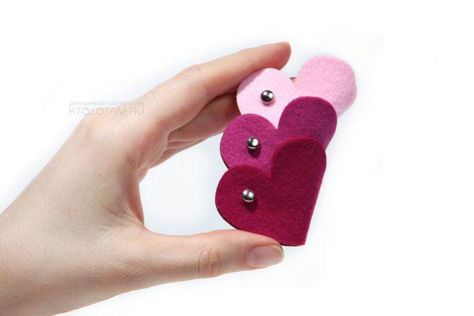 держатель для наушников в виде сердца, органайзер для проводов