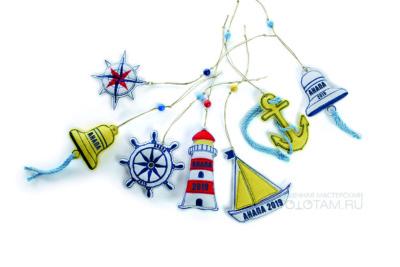 сувенир морской набор анапа