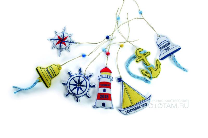 сувенир морской набор геленджик