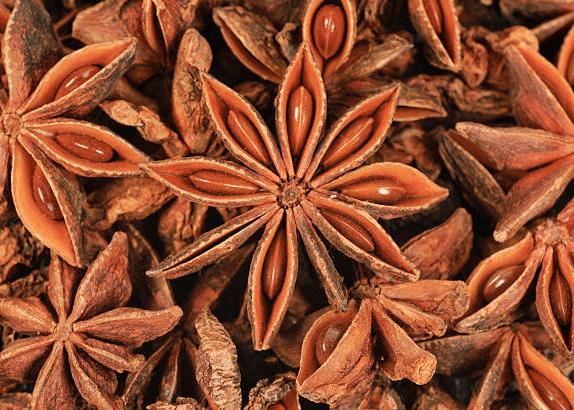 анис бадьян натуральные ароматизаторы для упаковки подарков