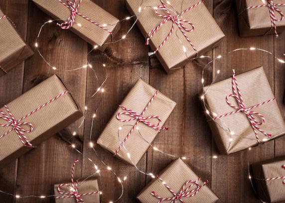 двухцветные шнуры украшение для упаковки подарков